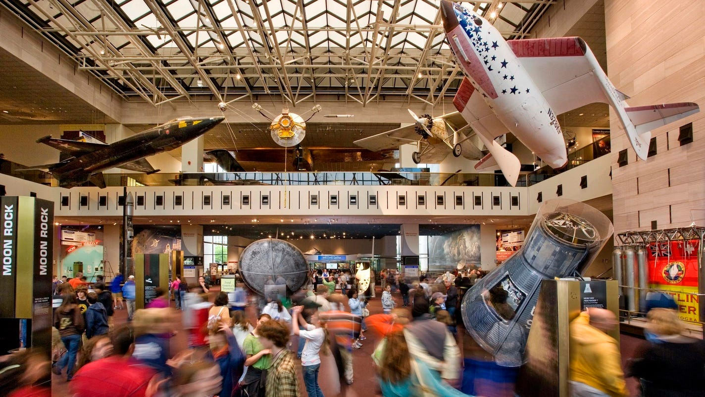 Best Museums For Families Across The USA - Major museums in usa