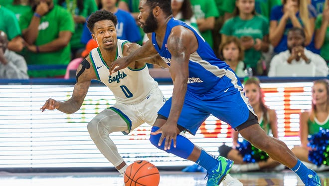 FGCU (6-4) will try to catch  back up to expectation on Saturday, when the Eagles play at UT Arlington (7-2).