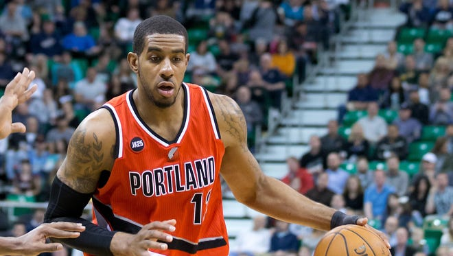 The Suns return to the court Friday night to play LaMarcus Aldridge and Portland.