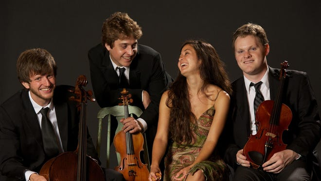 The Chamber Music Society of St. Cloud brings the Aeolus to town for a live performance.