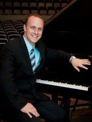 "Evan Mack, composer of ""Angel of the Amazon"""