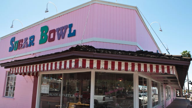 """SUGAR BOWL: 4005 N. Scottsdale Road 