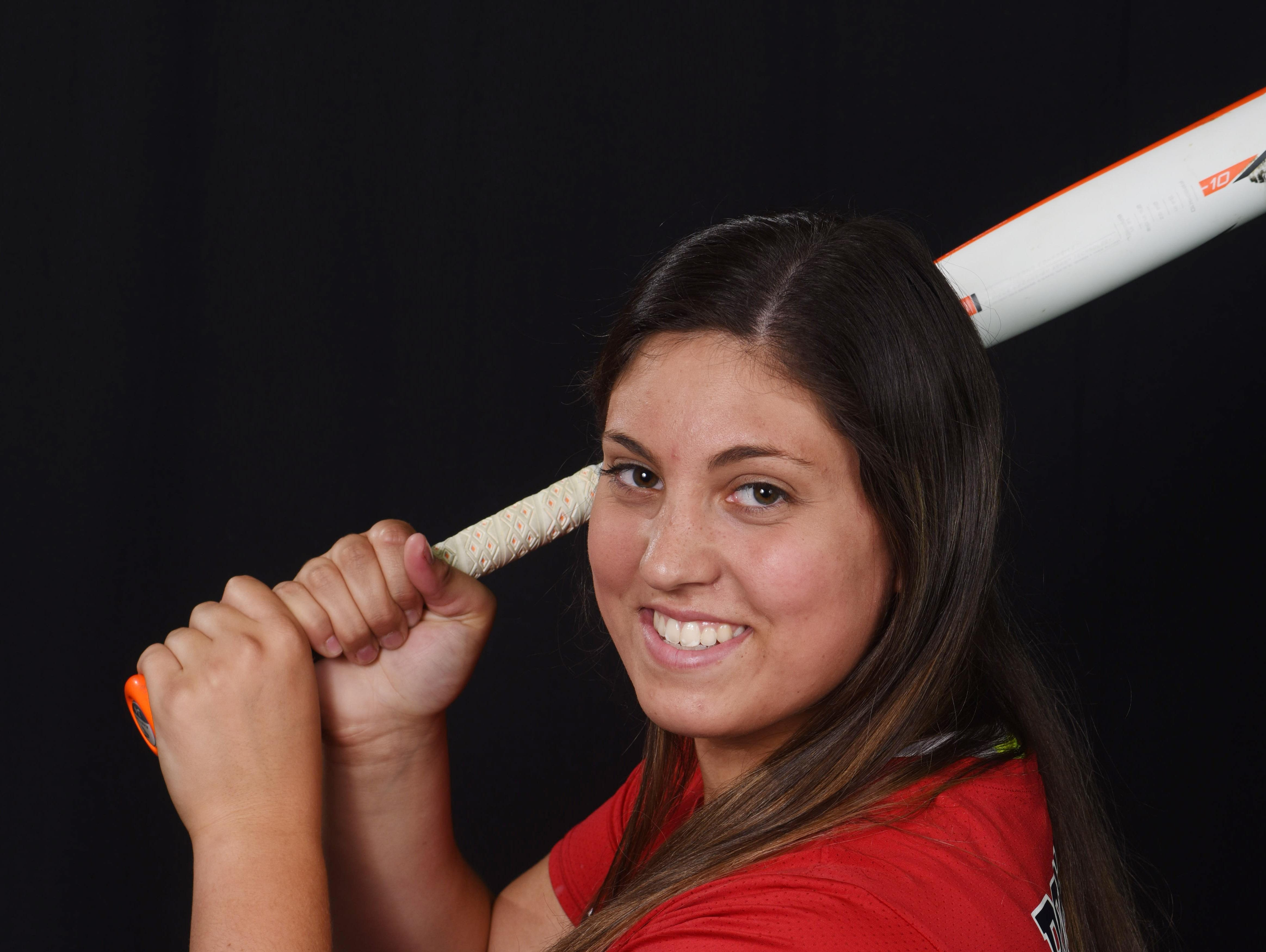 Ketcham Softball Andrea Bombace