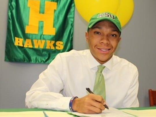 Trey Walker, who played three sports at Farmington Harrison, elected to play collegiate baseball.