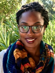 Lucy Mensah, assistant curator of contemporary art at Detroit Institute of Arts.