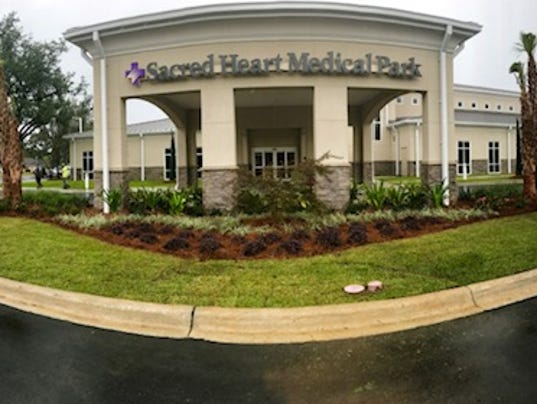 Sacred Heart outpatient clinic in Tiger Point