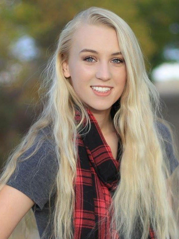Mickayla Johnson is a senior at Hinsdale High School.