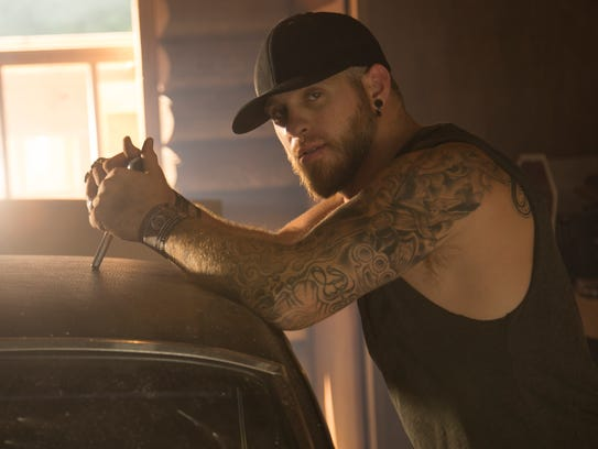 Country music star Brantley Gilbert will perform at