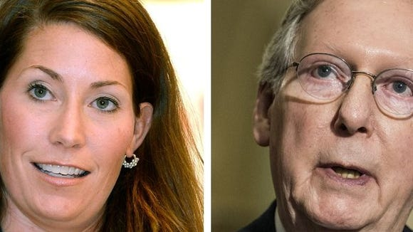 Grimes and McConnell