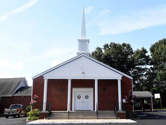 Madison Baptist Church received help from Anderson