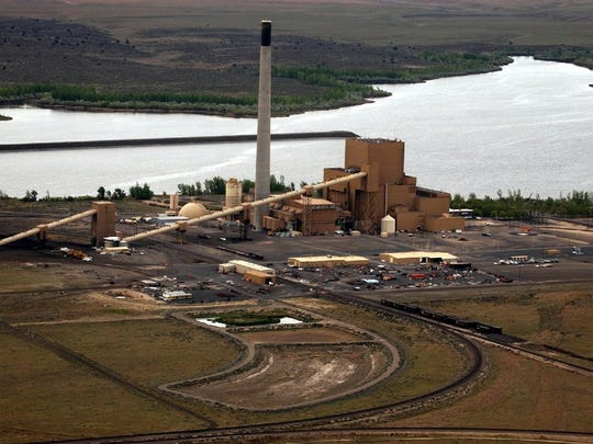 Portland General Electric's coal-fired power plant in Boardman, will close in 2020.