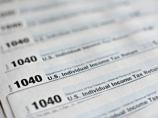 Tax Forms Ahead Of 2014 Income Tax Deadlines