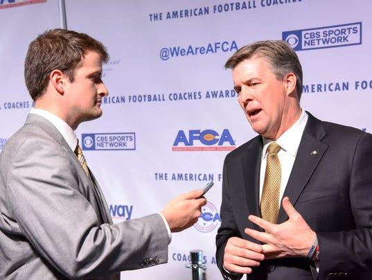 NCAA: AFCA Awards