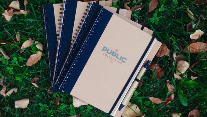 Community journals will be placed in book-sharing stations in Indianapolis.