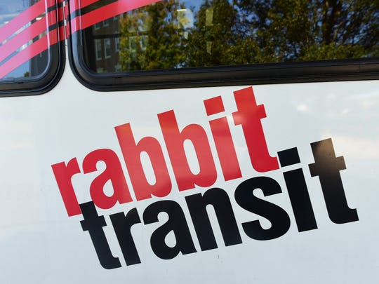 Rabbit Transit, seen Wednesday, September 20, 2017 in Chambersburg, is a successful ride sharing transportation programs in the county.