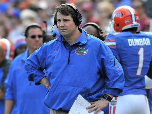 Going from a high preseason ranking to its first losing season since 1979 qualifies Florida as the biggest disappointment of 2013 in college football.