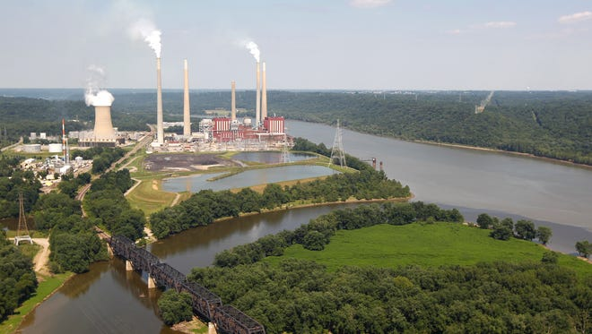 New EPA rules target coal-fired power plants such as Duke Energy's Miami Fort Station in North Bend.