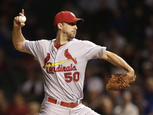 Cardinals Adam Wainwright H