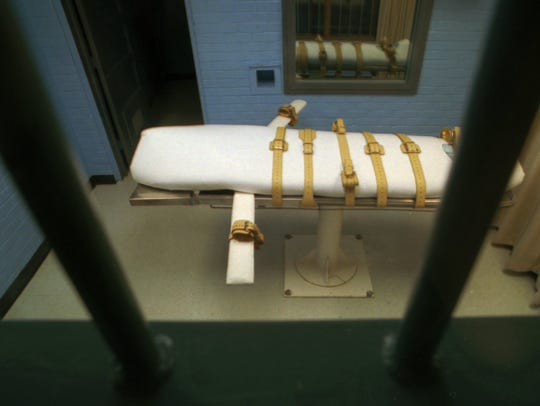 Four Texas prisoners are scheduled to die at the Huntsville