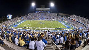 MTSU is one of 14 Conference USA schools taking a hit next year after the new TV contract dropped revenue significantly.