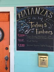 Matanzas on the Bay is now offering drinks featuring