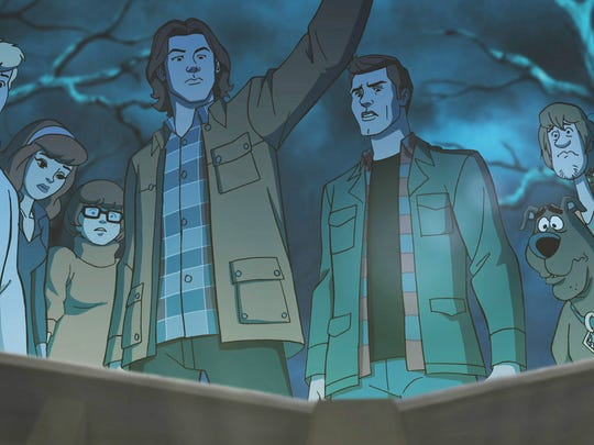 The Winchesters and Mystery Inc. team up to investigate