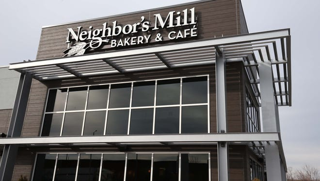 Nieghbor's Mill Bakery & Cafe opened xxxx on East Independence Street.