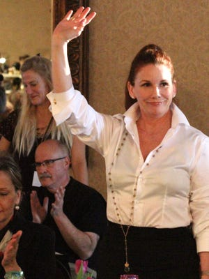 Whether mvoing, battling the IRS or kicking off a Congressional bid, Melissa Gilbert was a top newsmaker in 2015.
