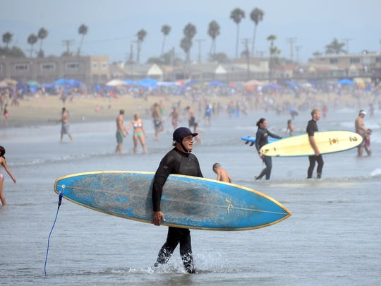 There's no beating L.A.'s beaches.