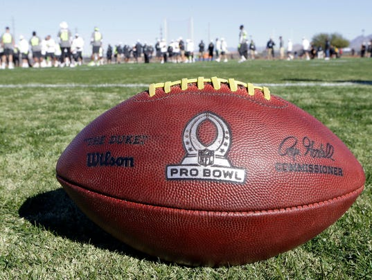 NFL to test tablets for video reviews at Pro Bowl