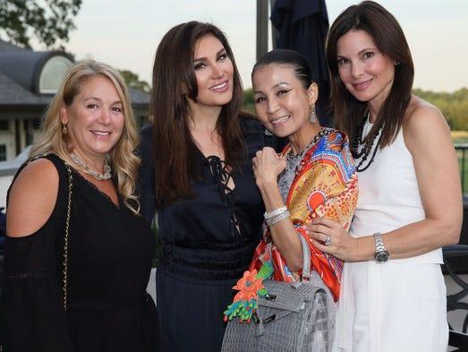 Christine Christopoul; Erriette Lenas; Heather Choi;