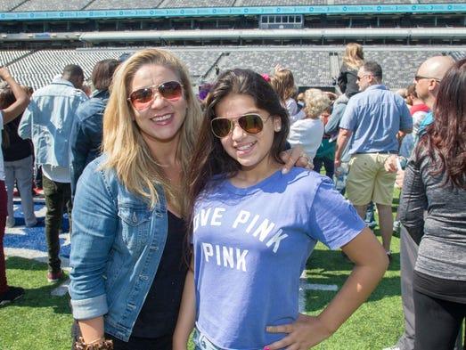 Fanny and Angelina Guzzo. Hackensack University Medical