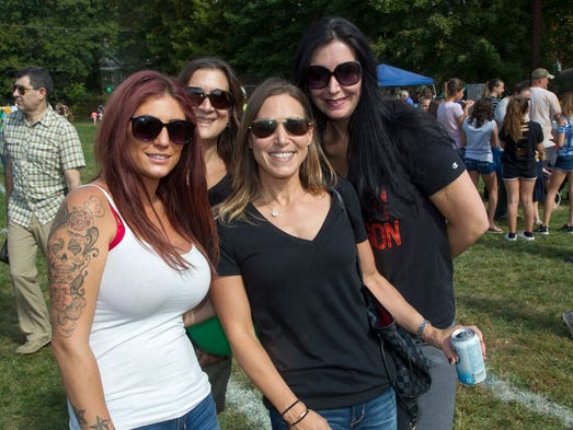 Michelle, Lauren, Lisa, Renee. Washington Township