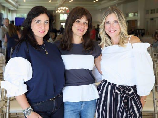 Inessa Rome; Milana Maftsir; Soneca Guadara. Friends