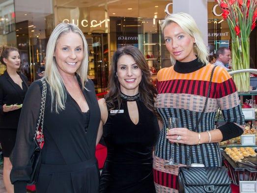 Bonnie Enea, Lisa Hermann, Aurelia Shafil. Westfield