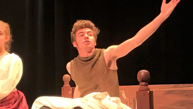 """Sleepy Hollow High School presents """"Pippin"""" at 6 p.m., March 30; 7:30 p.m., March 31, April 1; $10; $5 students, seniors."""