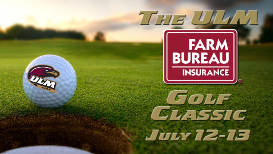 ulm hosts farm bureau insurance golf classic. Black Bedroom Furniture Sets. Home Design Ideas