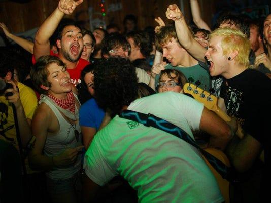 Inside Tallahassee's DIY music scene