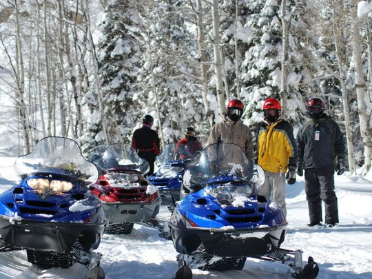 Adventure North Snowmobile Tours & Rentals of Minocqua rents machines and gives individual, family and corporate tours from December through March, depending on weather and snow conditions.