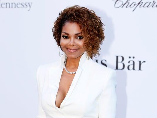 Music-Janet Jackson