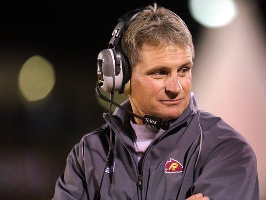 Riverdale's head coach Ron Aydelott resigned after