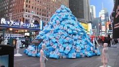 Tuesday, snack food company KIND dumped 45,485 pounds