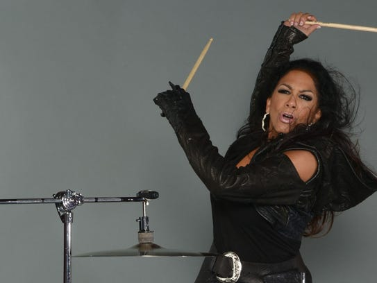 Sheila E., who has worked with everyone from Prince