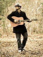 Folk-inspired musician Zack Tyler plays the Westford