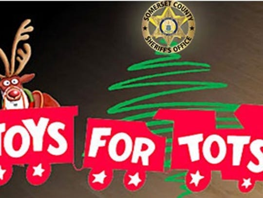 A Toys for Tots campaign is beinghosted by the Somerset