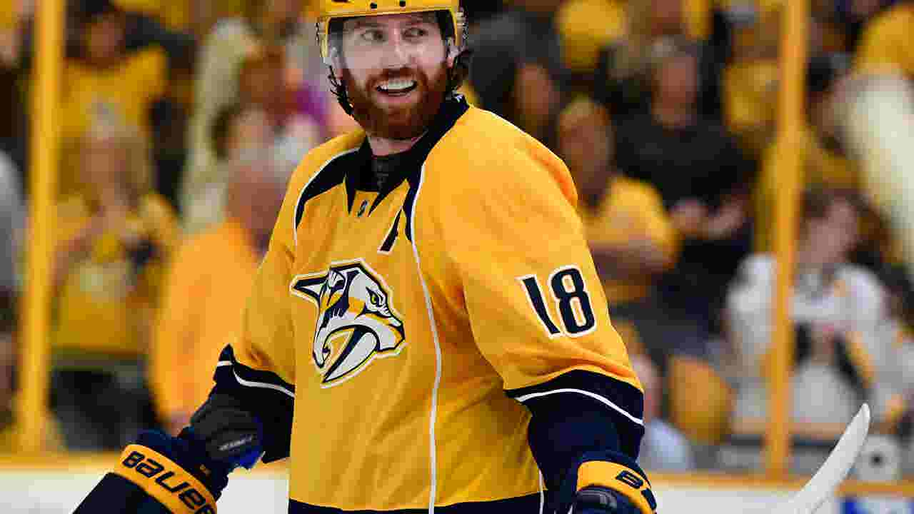 bb0fd8d3655 Predators lose James Neal to Vegas Golden Knights in NHL expansion draft