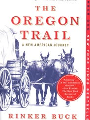 "The cover for ""The Oregon Trail."""