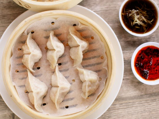 Is there a happier food than a dumpling?
