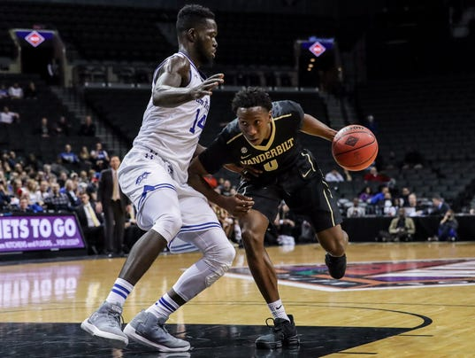 NCAA Basketball: NIT Season Tip-Off-Seton Hall vs Vanderbilt
