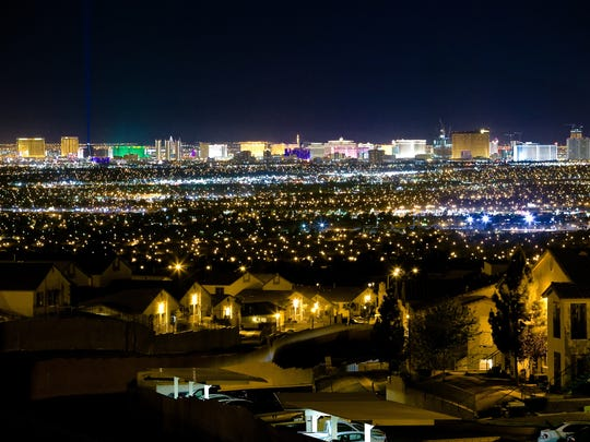 Many people in Las Vegas are living in homes they technically